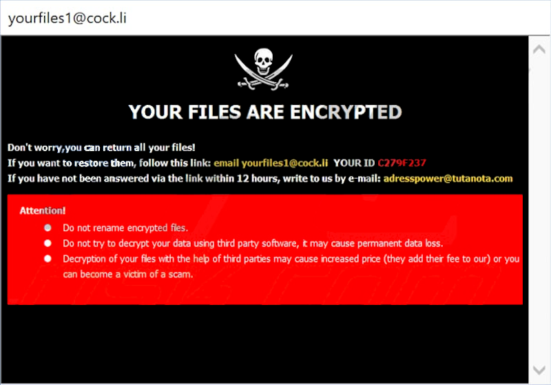 dharma-yoad ransomware