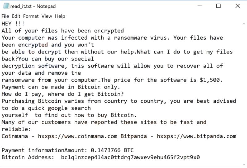 gru ransomware